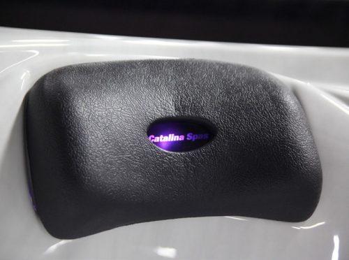 Illuminated Hot Tub Pillow